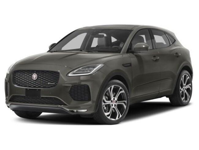 New 2018 Jaguar E-PACE HSE SUV For Sale Near Boston Massachusetts