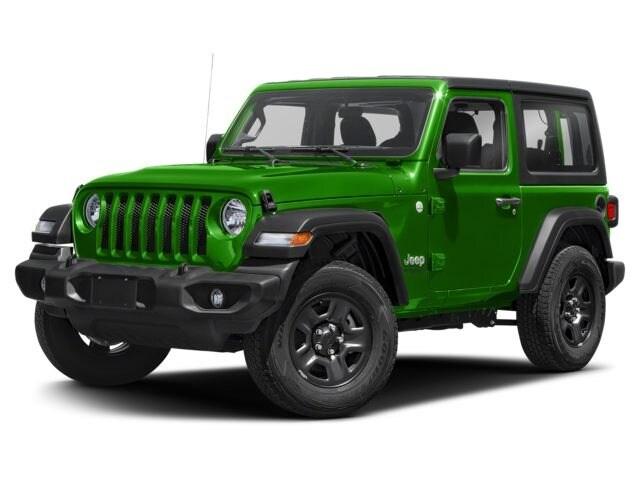 2018 Jeep Wrangler SPORT 4X4 Sport Utility 1C4GJXAN4JW264318