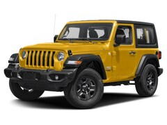 New 2018 Jeep Wrangler SPORT S 4X4 Sport Utility for sale near Eau Claire at Chilson Chrysler Dodge Jeep Ram FIAT