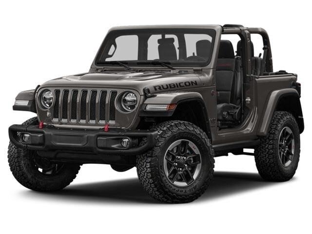 2018 Jeep Wrangler RUBICON 4X4 Sport Utility 1C4HJXCG7JW151028