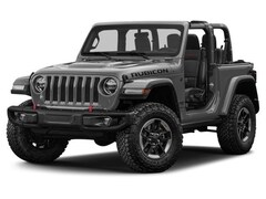 New 2018 Jeep Wrangler Rubicon 4x4 SUV in Raleigh NC