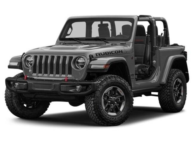 New 2018 Jeep Wrangler RUBICON 4X4 Sport Utility Cincinnati