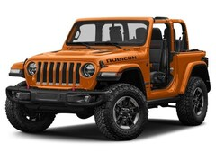 New 2018 Jeep Wrangler RUBICON 4X4 Sport Utility in Raleigh NC