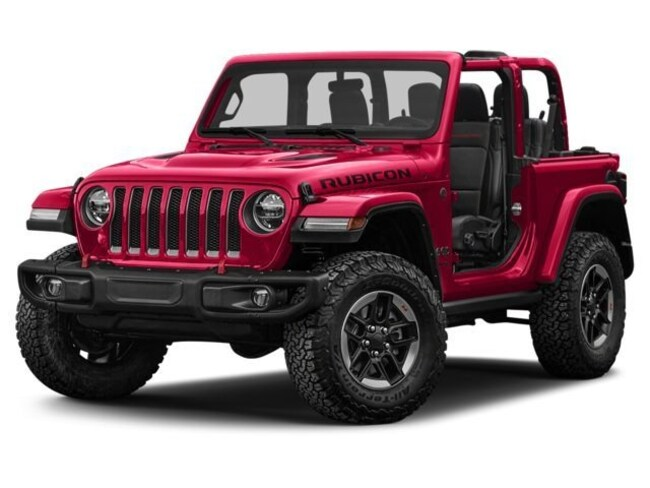 New 2018 Jeep Wrangler RUBICON 4X4 Sport Utility in Great Bend