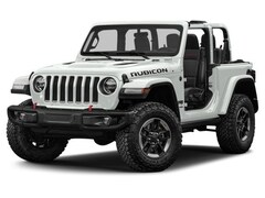 New 2018 Jeep Wrangler RUBICON 4X4 Sport Utility near Buffalo, NY