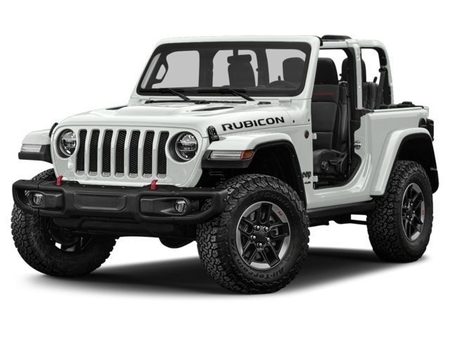 New Jeep Wrangler 2018 Jeep Wrangler RUBICON 4X4 Sport Utility For Sale  Near You In Denver