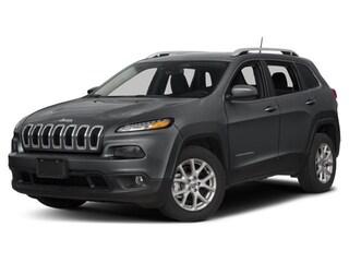 New 2018 Jeep Cherokee Latitude Plus FWD SUV Front-wheel Drive Tucson
