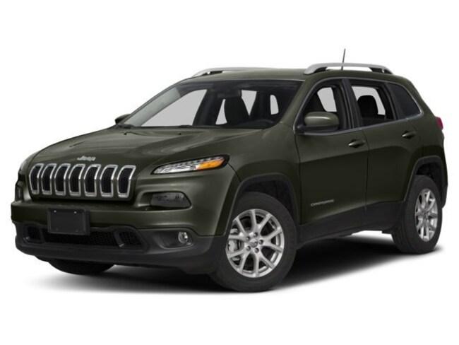 New 2018 Jeep Cherokee Latitude Plus SUV in Baton Rouge