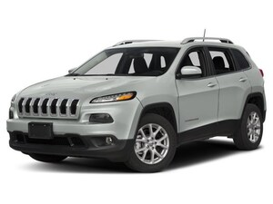 2018 Jeep Cherokee Latitude Plus FWD