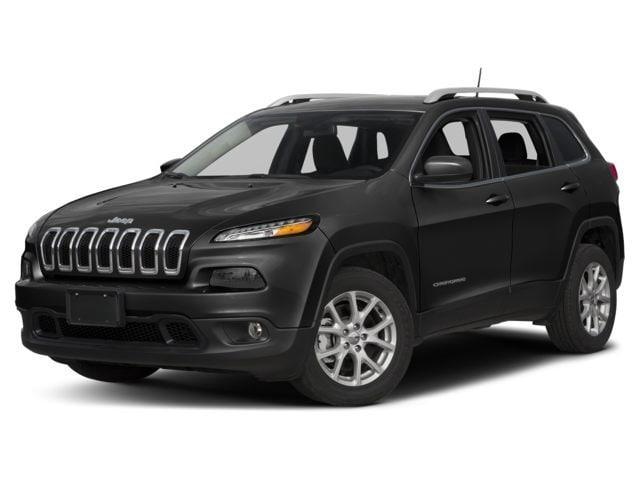 New 2018 Jeep Cherokee Latitude Plus SUV for sale in Metairie, LA at Bergeron Chrysler Dodge Jeep Ram SRT Mopar