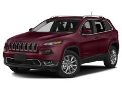 2018 Jeep Cherokee LIMITED FWD Sport Utility Midland, TX