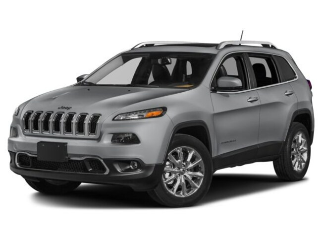 New 2018 Jeep Cherokee LIMITED FWD Sport Utility in Miami