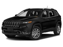 NEW 2018 Jeep Cherokee High Altitude SUV for sale in Gonzales, LA