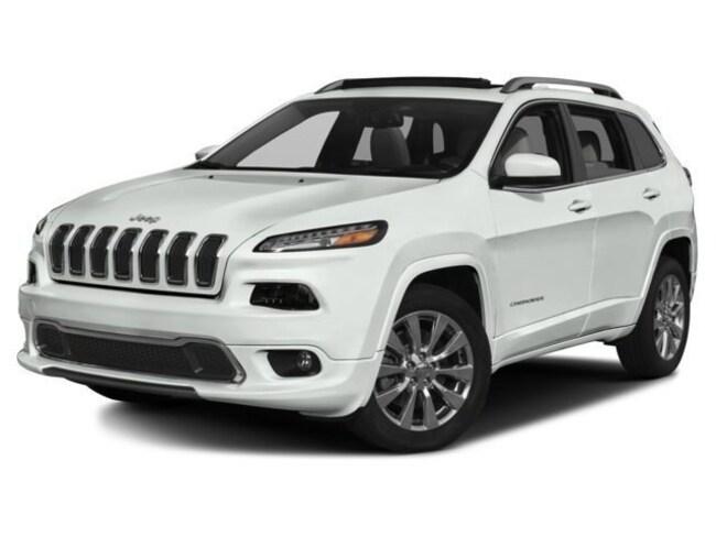 2018 Jeep Cherokee OVERLAND FWD Sport Utility