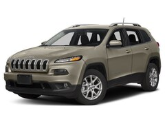 New 2018 Jeep Cherokee Latitude 4x4 SUV for sale in Gallipolis, OH