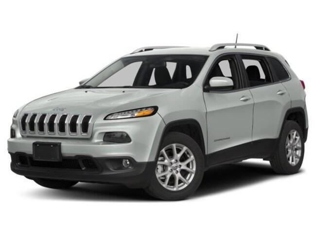 Used 2018 Jeep Cherokee Latitude Latitude 4x4 Albuquerque