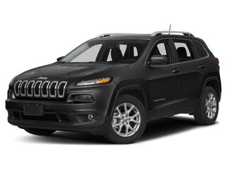 New 2018 Jeep Cherokee Latitude 4x4 SUV Reno, NV