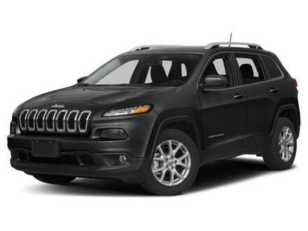 2018 Jeep Cherokee Latitude Altitude 4x4 SUV