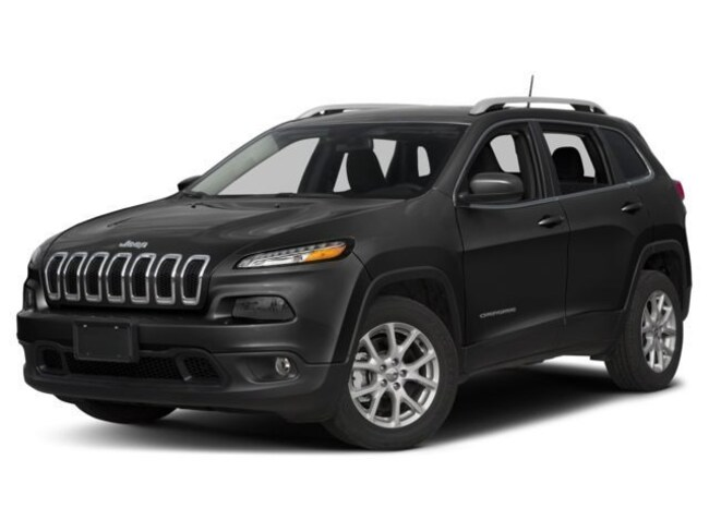 New 2018 Jeep Cherokee Latitude SUV in Salem, OR