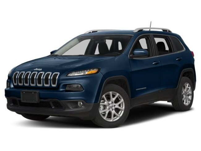 2018 Jeep Cherokee Latitude Plus 4x4 SUV