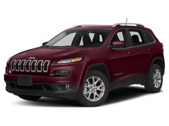 2018 Jeep Cherokee Latitude Plus 4x4 SUV 1C4PJMLX2JD599876 for sale in Corry, PA at DAVID Corry Chrysler Dodge Jeep Ram