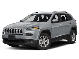2018 Jeep Cherokee Latitude Plus 4x4 SUV near Philadelphia