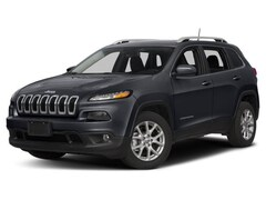 2018 Jeep Cherokee Latitude Plus SUV 1C4PJMLX3JD597781