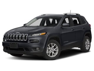 New Chrysler Dodge Jeep RAM for sale 2018 Jeep Cherokee LATITUDE PLUS 4X4 Sport Utility in Wisconsin Rapids, WI