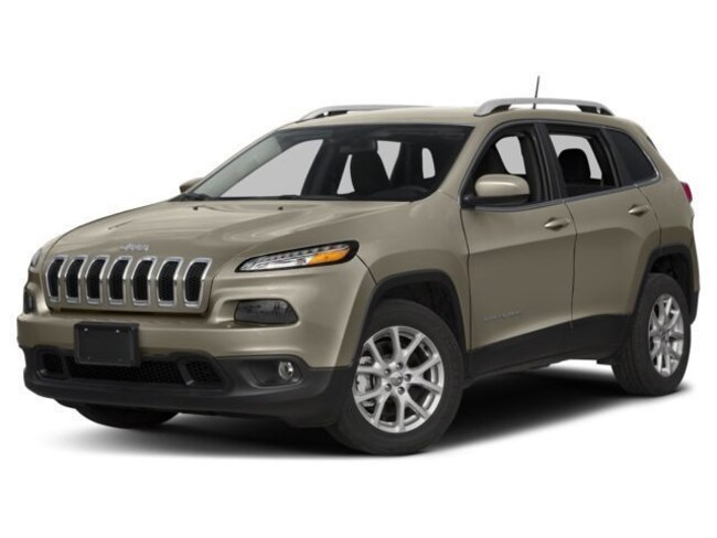 New 2018 Jeep Cherokee Latitude Plus 4x4 SUV 4x4 Tucson