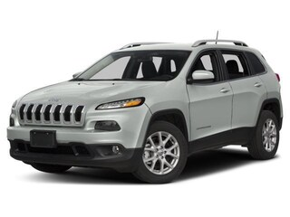 New Dodge Chrysler Jeep RAM 2018 Jeep Cherokee LATITUDE PLUS 4X4 Sport Utility in Scranton, NJ