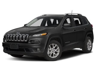 New 2018 Jeep Cherokee Latitude Plus 4x4 SUV 1C4PJMLB2JD517388 for sale in Falmouth, Cape Cod, MA