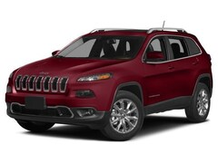 2018 Jeep Cherokee Limited 4x4 SUV