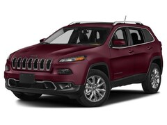 New 2018 Jeep Cherokee Limited 4x4 SUV for sale in Clearfield, PA
