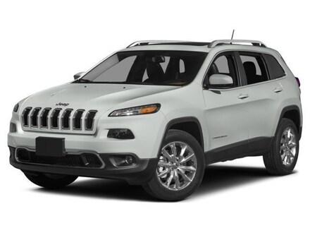 2018 Jeep Cherokee Limited 3.2L V6 4x4 SUV