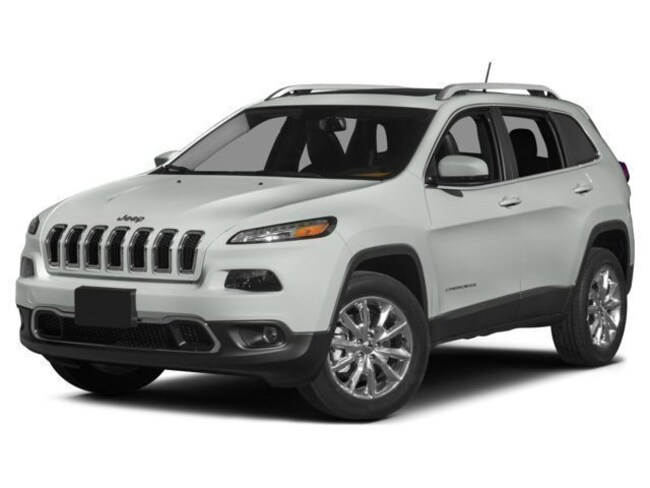 New 2018 Jeep Cherokee Limited 4x4 SUV For Sale Clarksburg, West Virginia