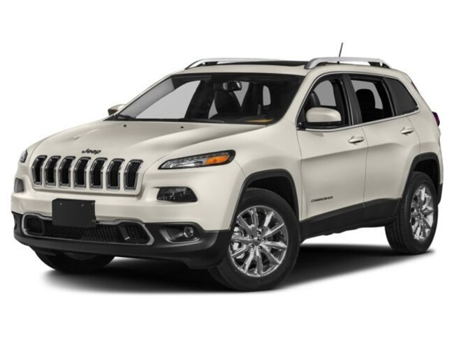 New 2018 Jeep Cherokee Limited 4x4 SUV Brunswick