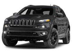 New Vehicles 2018 Jeep Cherokee Trailhawk SUV in Kahului, HI
