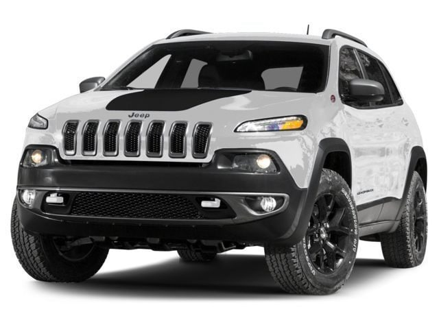 New 2018 Jeep Cherokee Trailhawk SUV for sale in Honesdale at B & B Chrysler Dodge Jeep Ram