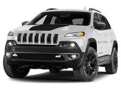 2018 Jeep Cherokee Trailhawk V6 Activedrive 4X4 SUV