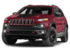 2018 Jeep Cherokee TRAILHAWK L PLUS 4X4 Sport Utility