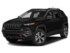 2018 Jeep Cherokee Trailhawk Trailhawk 4x4