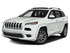 New 2018 Jeep Cherokee Overland SUV in The Dalles