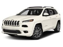 2018 Jeep Cherokee Overland 4x4 SUV