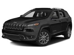 2018 Jeep Cherokee Overland Wagon