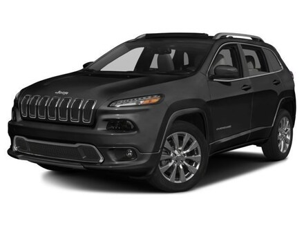 2018 Jeep Cherokee Overland SUV