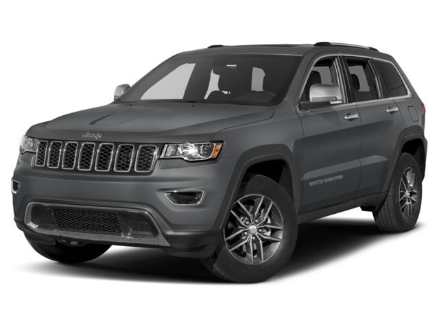 New 2018 Jeep Grand Cherokee Limited Sport Utility Greer, SC
