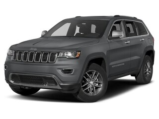 New 2018 Jeep Grand Cherokee STERLING EDITION 4X2 Sport Utility Bullhead City