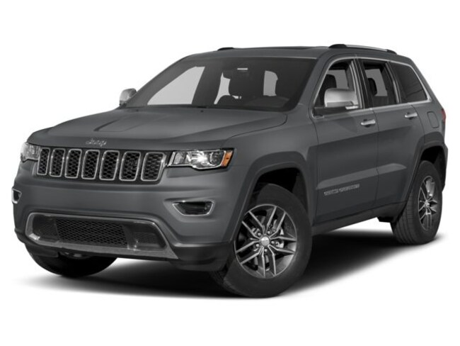 New 2018 Jeep Grand Cherokee LIMITED 4X2 Sport Utility For Sale or Lease in West Covina, CA