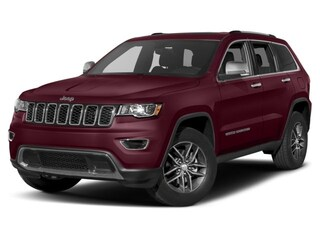 New 2018 Jeep Grand Cherokee Limited RWD SUV 4x2 Tucson