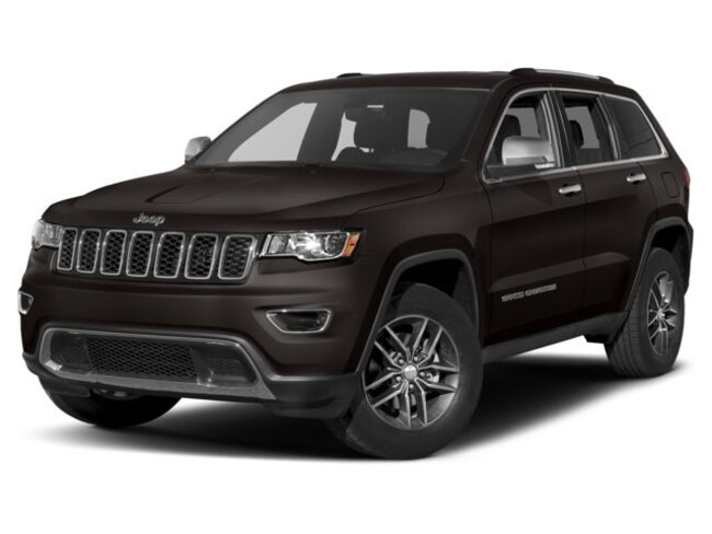 New 2018 Jeep Grand Cherokee LIMITED 4X2 Sport Utility in Vero Beach